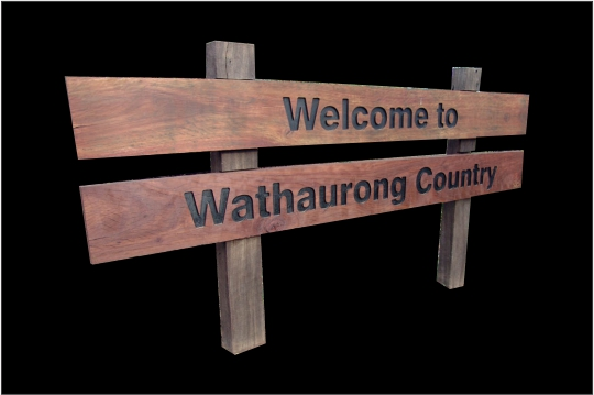Wooden Signs 5