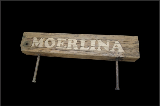 Wooden Signs 6
